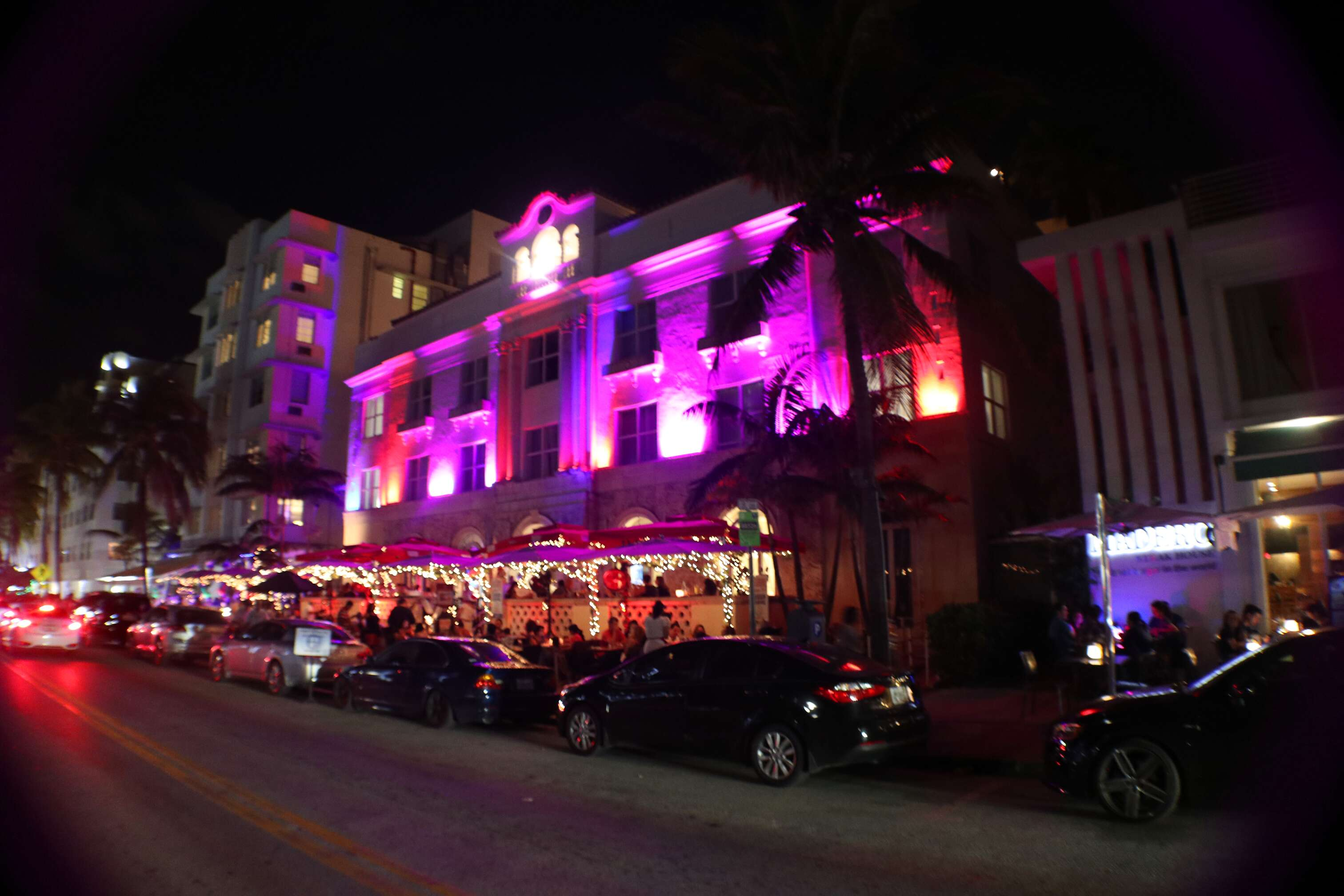 Distance From Loews Beach Hotel Miami To Ocean Drive Miami